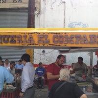 Photo taken at Taquería El Compadre by Edgar M. on 9/9/2013