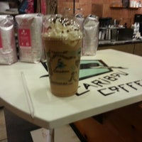 Photo taken at Caribou Coffee by Peter S. on 10/14/2012