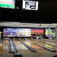 Photo taken at Sparetime Bowling by Chris V. on 1/12/2014