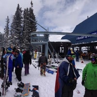 Photo taken at Evergreen Lodge at Vail by Bobby B. on 4/15/2013