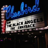 Photo taken at Bluebird Theater by Bobby B. on 12/31/2012