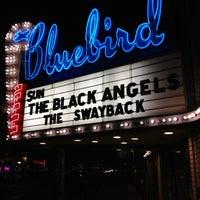Foto scattata a Bluebird Theater da Bobby B. il 12/31/2012