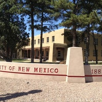 Photo taken at University of New Mexico by Garret N. on 3/25/2013