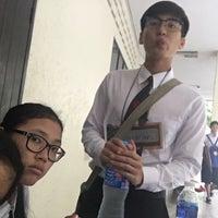 Photo taken at อาคาร 14 (อาคารเรียนรวม) ตึกไข่ดาว by Roong R. on 9/6/2017