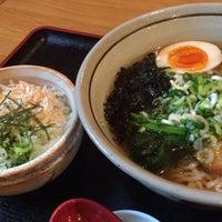 Photo taken at あごだし麺 五島軒 by ちばりよー on 3/9/2016