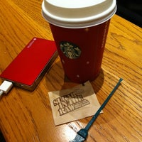 Photo taken at Starbucks by Francesco L. on 11/28/2012