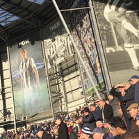 Photo taken at The Hawthorns by Nigel H. on 2/4/2017