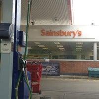 Photo taken at Sainsbury's Petrol Station by Rachel L. on 5/11/2013