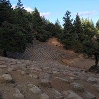 Photo taken at Mt. Tamalpais Amphitheater by Andrew T. on 10/3/2016