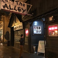 Photo taken at The Alley by Andrew T. on 12/8/2016