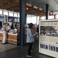 Photo taken at Lands End Visitor Center by Andrew T. on 7/14/2017