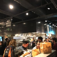 Photo taken at Shake Shack by Andrew T. on 4/23/2017