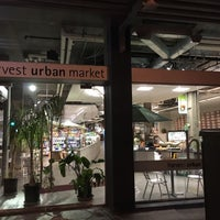 Photo taken at Harvest Urban Market by Andrew T. on 5/7/2017