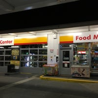 Photo taken at Shell by Andrew T. on 10/1/2017