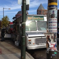 Photo taken at Bui's Lunch Truck by Andrew T. on 11/16/2013