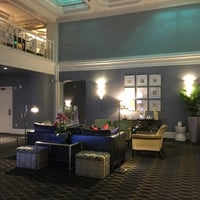 Photo taken at Galleria Park Hotel by Andrew T. on 9/28/2017