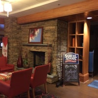 Photo taken at Four Points by Sheraton Bangor Airport by Andrew T. on 9/6/2015