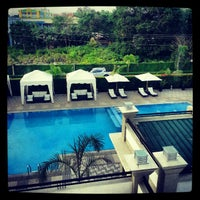 Photo taken at Hotel Centro by Bitong B. on 10/17/2012