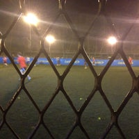 Photo taken at Powerleague 5-a-side Gateshead by Munirah K. on 11/24/2014