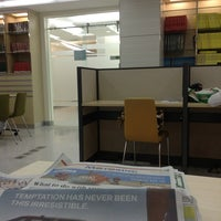 Photo taken at Dr. Mariano Alimurung Library by DIRNSDPYMD on 4/3/2013