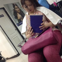 Photo taken at Davids Salon Makati Medical Center by DIRNSDPYMD on 1/14/2014