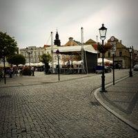 Photo taken at Kościerzyna Rynek by Krzysiek F. on 8/22/2015