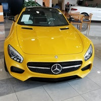 Photo taken at Mercedes-Benz of Encino by RS . on 9/26/2017