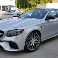 Photo taken at Mercedes-Benz of Encino by RS . on 10/14/2017
