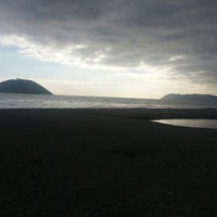 Photo taken at Lungo Mare Albenga by Franco C. on 12/6/2013