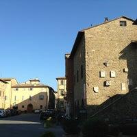 Photo taken at Bettona by Mauro G. on 8/21/2013