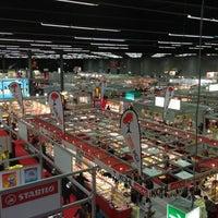 Photo taken at Messezentrum Salzburg by Don G. on 11/24/2012
