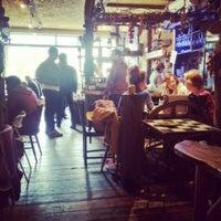 Photo taken at My Village Cafe by Patrick F. on 6/9/2013