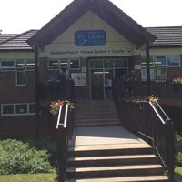 Photo taken at Chesham Moor Gym&Swim by Oliver V. on 7/7/2013