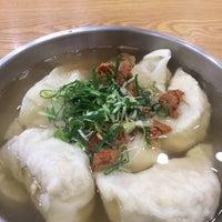 Photo taken at 평양면옥 by Woong B. on 11/23/2016