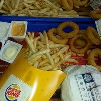 Photo taken at Burgerking by Nihan T. on 10/19/2013