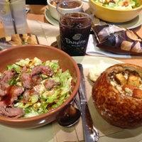 Photo taken at Panera Bread by Matt M. on 10/8/2012