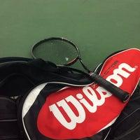 Das Foto wurde bei Теннисный корт Кадет von Max S. am 3/18/2014 aufgenommen