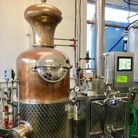 Photo taken at Eimverk Distillery by Scott B. on 4/6/2017