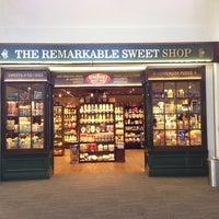 Photo taken at Remarkable sweet shop by Francesc on 3/19/2014