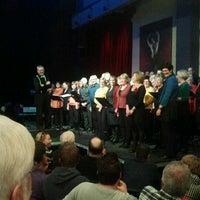 Photo taken at Theater aan de Stroom by Alexandre L. on 11/10/2012