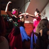 Photo taken at Spanish Tapas by Vivian W. on 2/8/2014