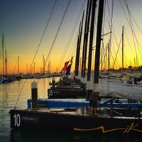 Photo taken at Clube Naval Cascais by Ralph L. on 10/1/2015