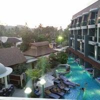 Photo taken at Ramaburin Resort by Olga B. on 2/8/2014