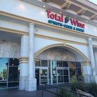 Photo taken at Total Wine & More by Hop L. on 10/29/2014