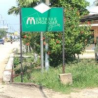 Photo taken at Murtabak Mengkasar by Ahmad Shobirin A. on 7/31/2017