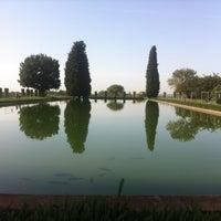 Photo taken at Villa Adriana by Naomi B. on 10/21/2012