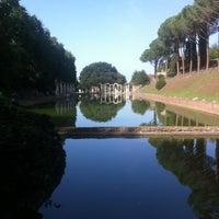 Photo taken at Villa d'Este by Naomi B. on 10/21/2012