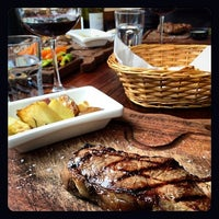 Photo taken at Günaydın Kasap & Steakhouse by Nur A. on 2/7/2013