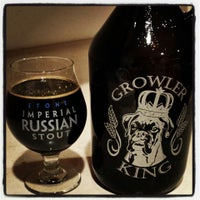 Photo taken at Growler King at Quality Market by Eddie M. on 6/1/2013