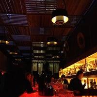 Photo taken at Plateau Lounge by Arjun on 10/12/2012